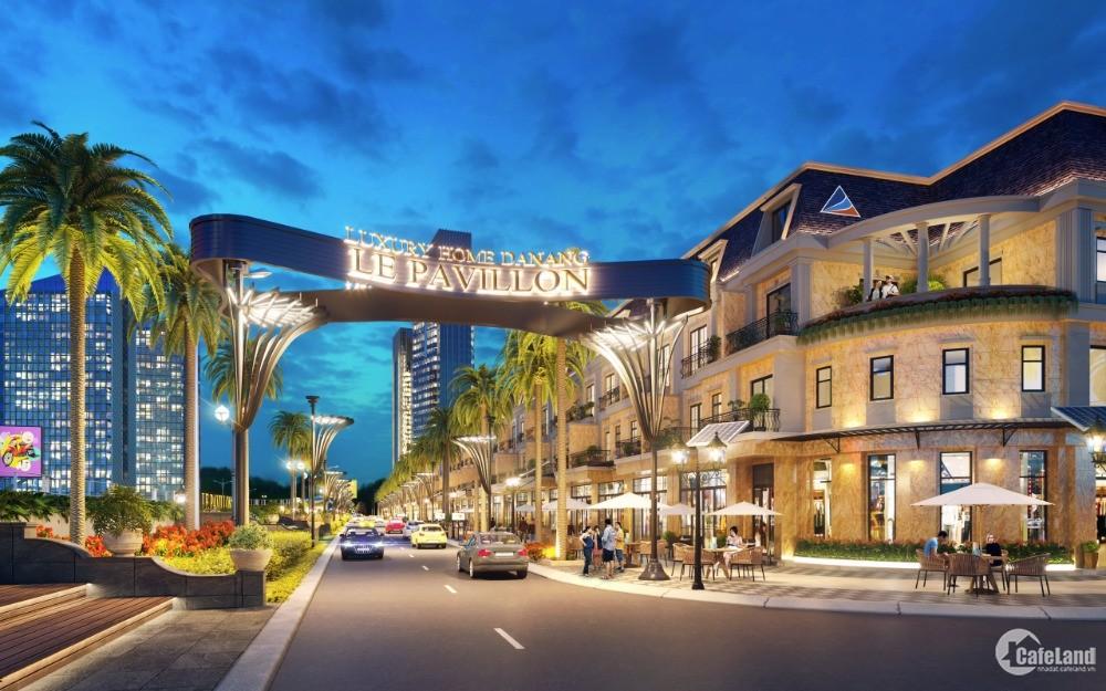 Dự án Regal Pavillon Hải Châu, Đà Nẵng chỉ với 100.000.000 có ngay vị trí