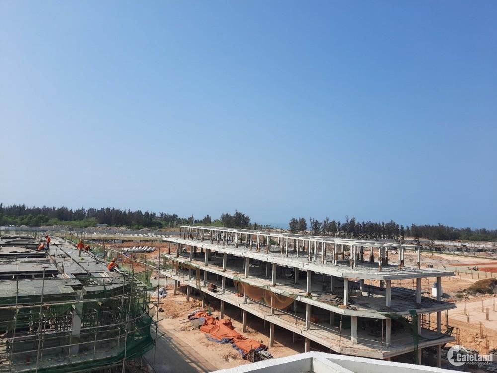 Cơ Hội Sỡ Hữu Nhà Phố Biển ThanhLongBay Mũi Kê Gà đón đầu xu hướng đầu tư 2021
