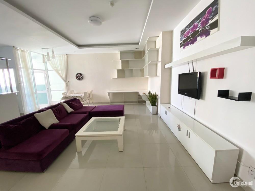 Bán Belleza sổ hồng 88m2: 2PN + 2WC, nội thất decore hiện trạng, lầu cao 2.265tỷ