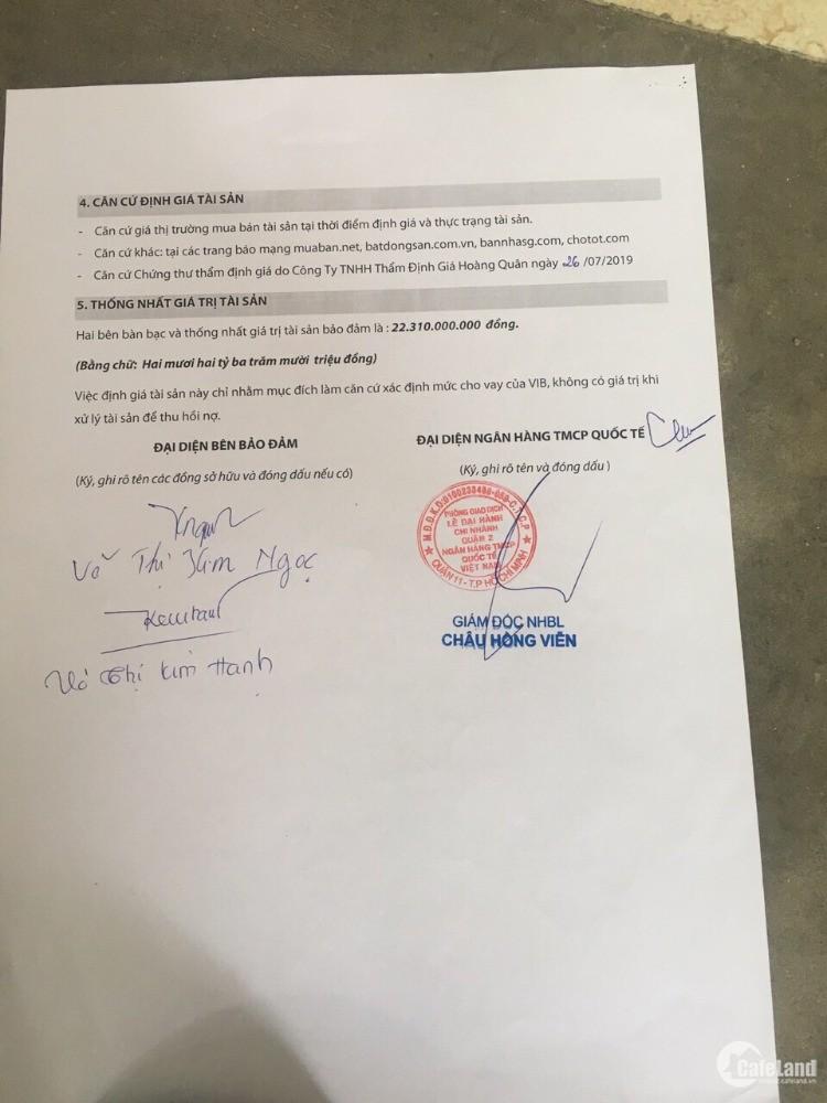 Chủ bán gấp mặt tiền 247m2 Nguyễn Duy Trinh Quận 9 cực hot giá chỉ 19.2 tỉ
