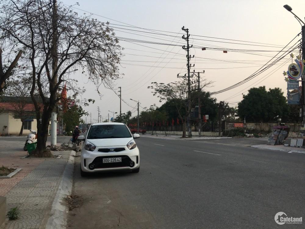 Bán nhà mặt Phố Hồ - Âu Cơ, Thuận Thành, 82m2 – Đầu tư, kinh doanh đỉnh.