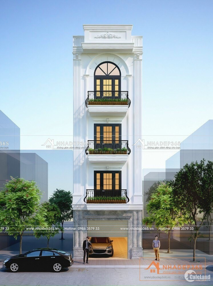 Bán nhà mặt phố Ngọc Tuyền, ph Ngọc Châu, 46m2, 4 tầng, mt 3.8m, 2.98 tỷ