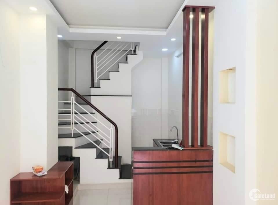 Bán nhà Đoàn Văn Bơ Quận 4 đẹp lung linh 4 tầng giá chỉ 3.5 tỉ