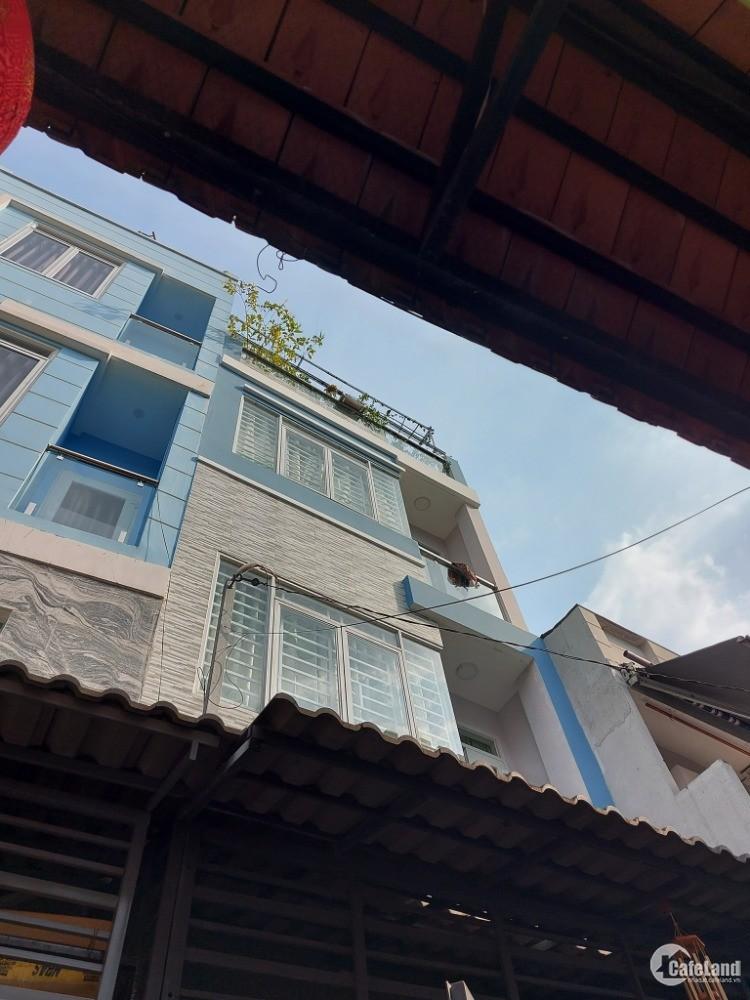 Bán gấp nhà 2 tầng cực đẹp Quang Trung,P.8,GV:20m ra mặt tiền,cho  thuê 9 tr/th.