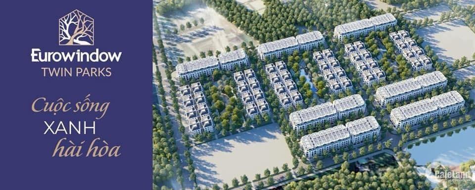 EUROWINDOW TWIN PARK - TỪ KHÓA ĐƯỢC NHÀ ĐẦU TƯ TÌM KIẾM NHIỀU NHẤT GOOGLE SEARCH
