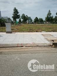 Bán đất kdc Quận Bình Thủy,dt 4.5*22,shr,công chứng ngay.Giá 2.5 tỷ
