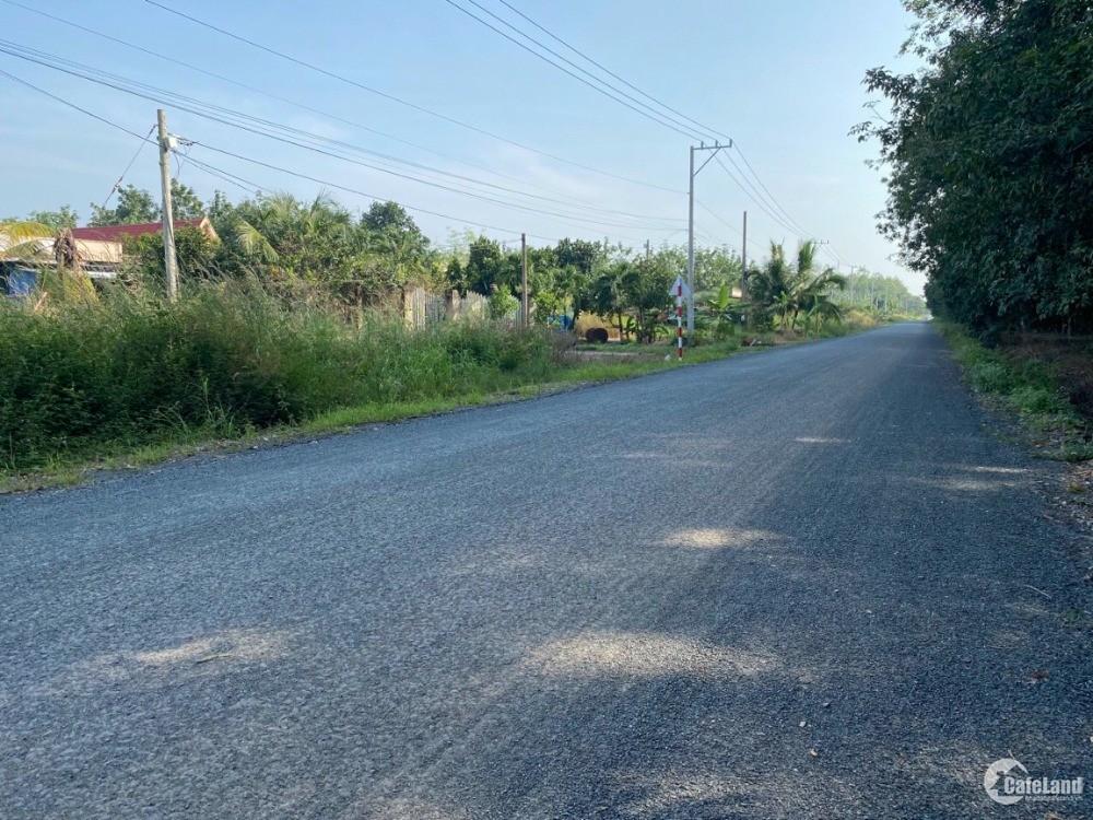Bán nhanh mặt tiền đường 32m 239 gần ngã 4 Chơn Thành