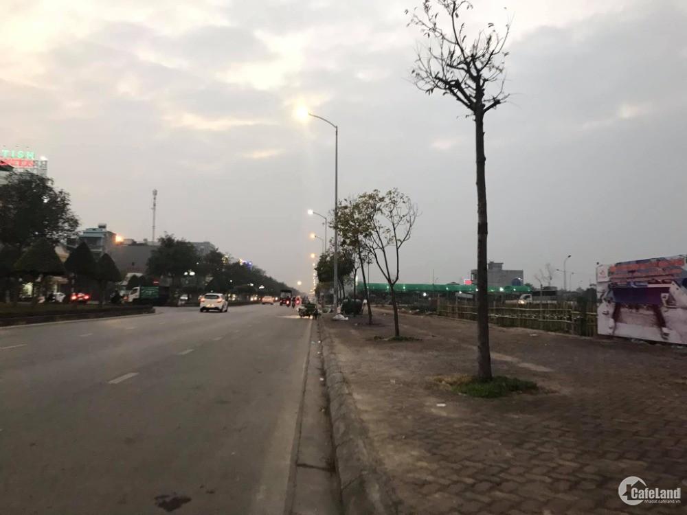 Bán lô đất TM DV mặt đường Trường Chinh, TP Hải Dương 720m2, mt 20m, 61.2 tỷ