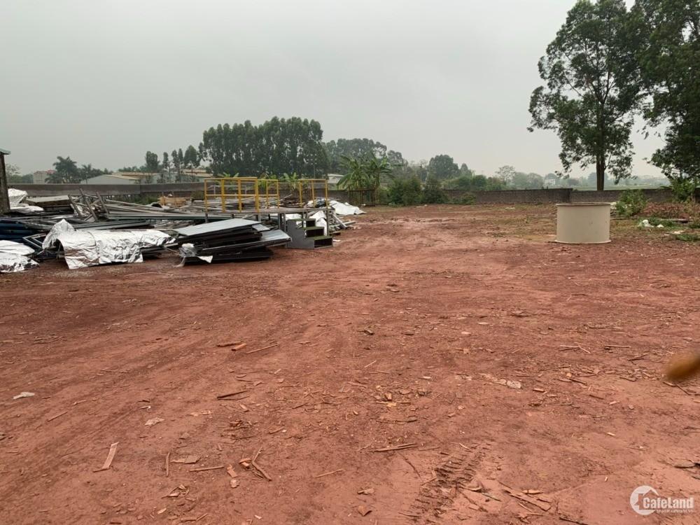 Bán đất công nghiệp tại việt Yên, Bắc Giang sát vành đai 4, Giá chỉ 1.3 triệu/m2