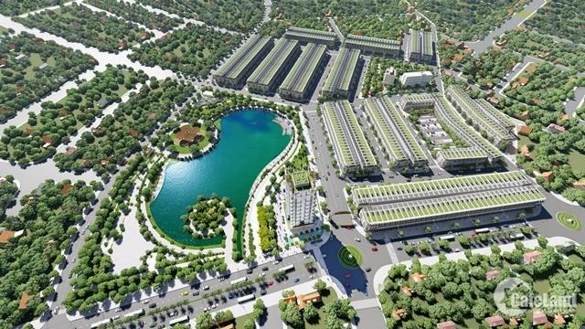 Khai xuân bán nhanh lô đất nền đã có sổ đỏ dự án Vĩnh Yên Center City, TP. Vĩnh