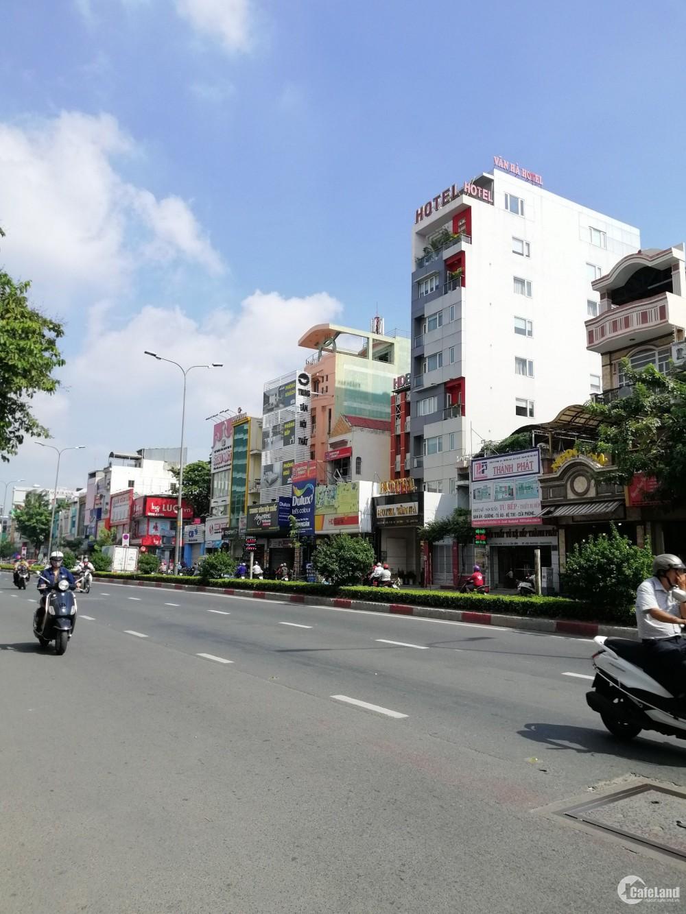 Mặt phố Nguyễn Trãi, Quận 5, 160m2, 6 tầng MT 8mx20 , chỉ 39 tỷ kinh doanh siêu