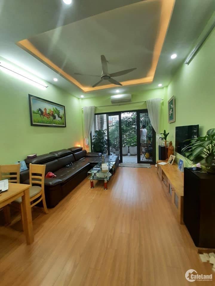 Bán nhà Tân Mai, Nguyễn Chính. DT 80m2, MT 4m, ô tô vào nhà, giá chỉ 6.6 tỷ.