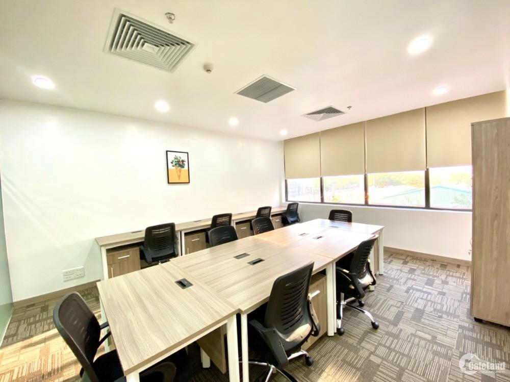 Cho thuê Văn phòng chia sẻ tại quận Thanh Xuân