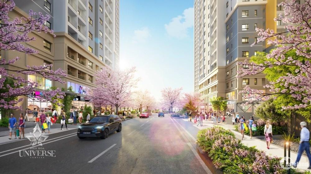 Shop Biên Hoà, đường QL1A, gần chợ Sặt giá 1.8 tỷ, sở hữu lâu dài, góp 3 năm
