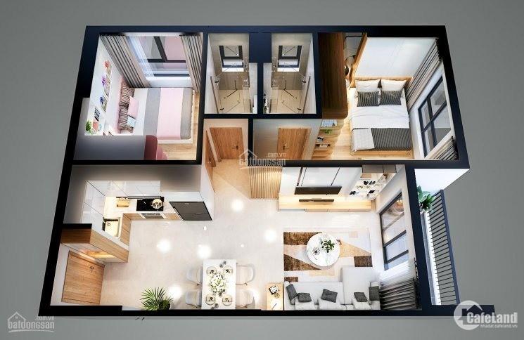 Dự án căn hộ Bcons Plaza giá chỉ 30tr2/m2 , mặt tiền đường Thống Nhất