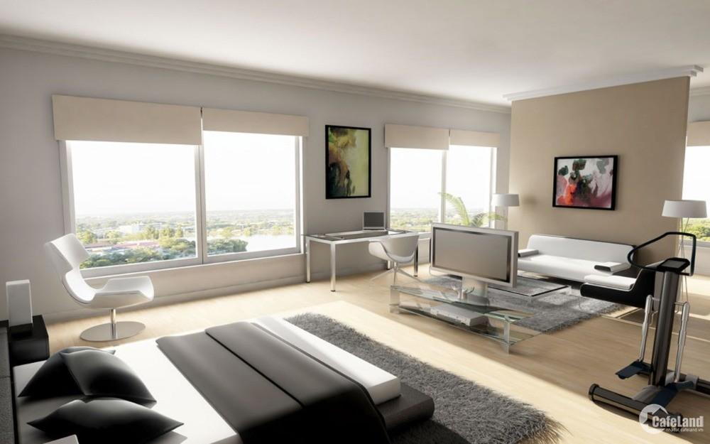 Bán nhanh căn hộ 49m2; Chỉ cần 422 triệu sở hữu ngay; CK 5 - 8%; mặt đường 32
