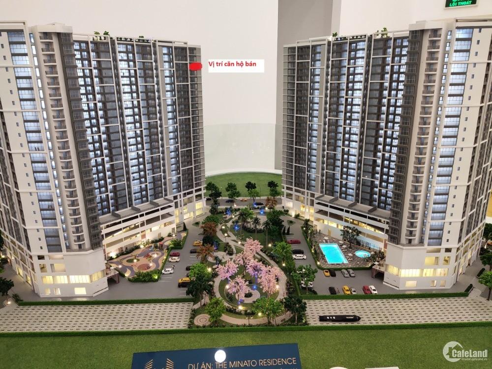 Chung cư 100m² 3PN căn A3 Tầng 24 Minato Lê Chân
