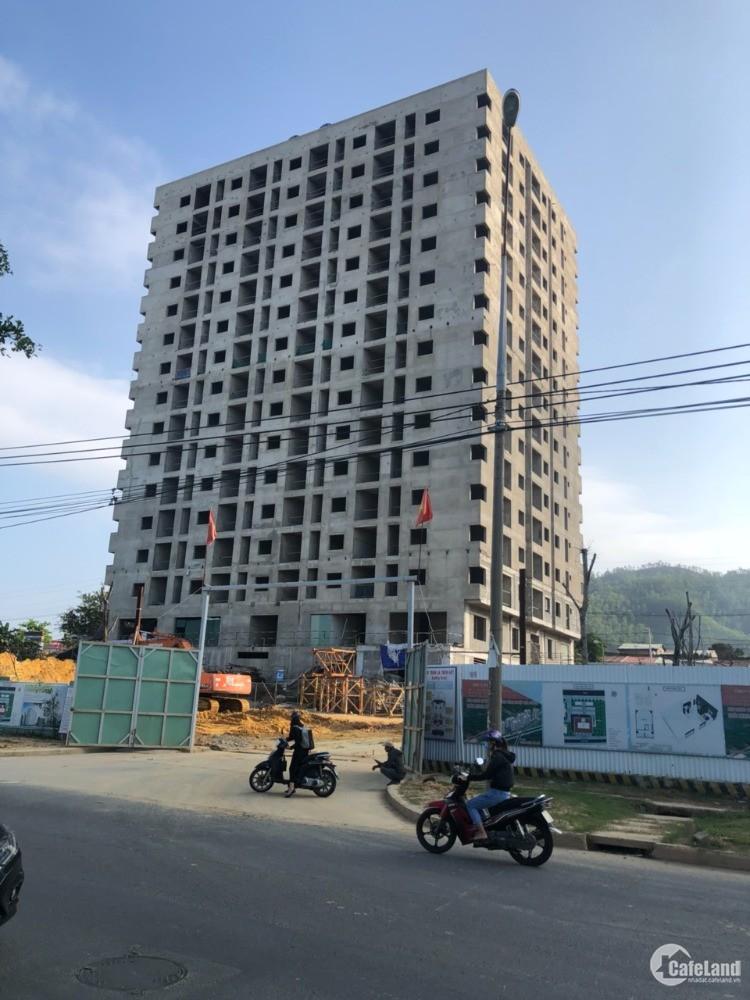 Chung cư Hòa Khánh, với nhieuf tiện ích,dân cư đông đúc,cho ai muốn có sổ đỏ DN