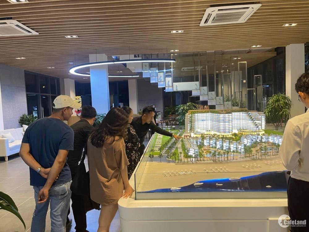 Charm resort Long Hải. Dự án được đầu tư mạnh và tạo nhiều lợi nhuận cho khách h
