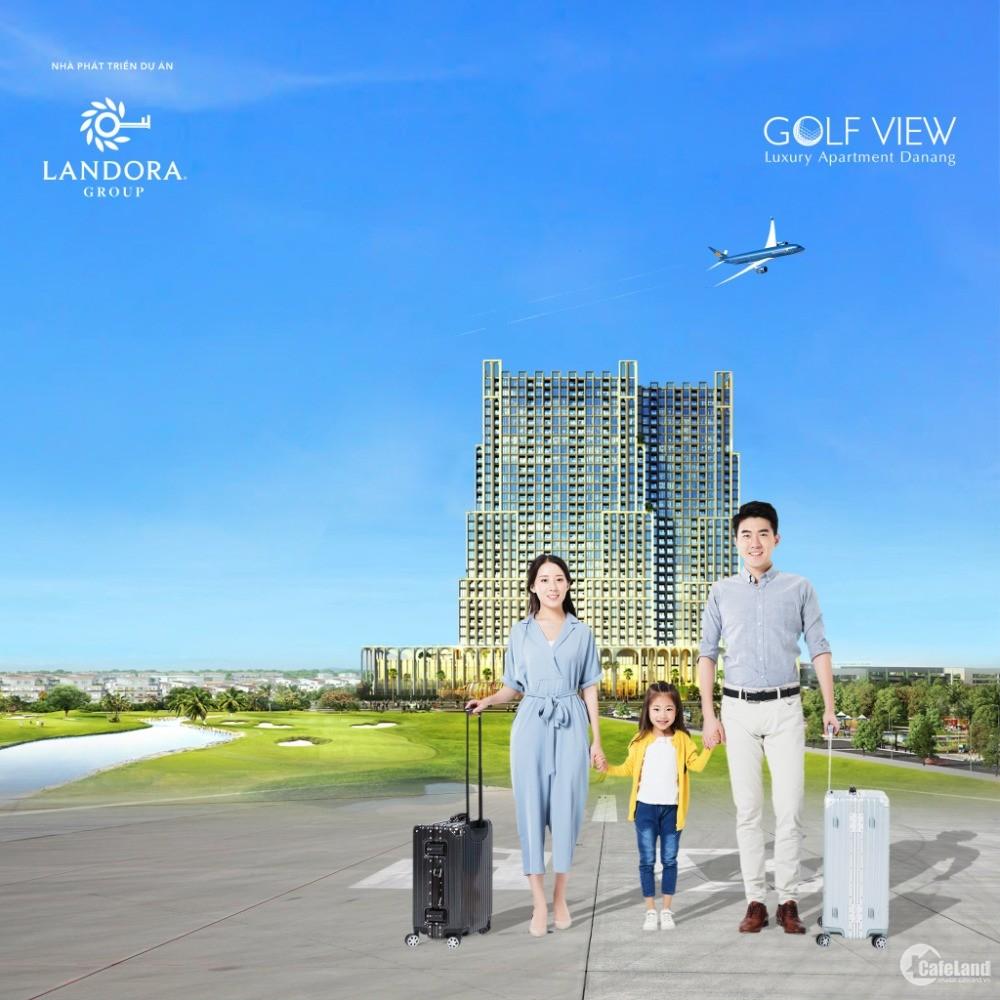 Cơ hội sở hữu căn hộ view biển Golfview Đà Nẵng với các chính sách hỗ trợ tốt