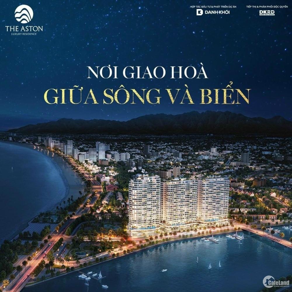 Căn hộ biển mặt tiền Trần Phú - Nha Trang