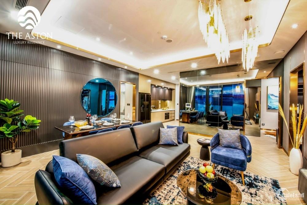 Bạn giàu ntn để có thể sở hữu The Aston Nha Trang. Nằm cạnh con đường Trần Phú