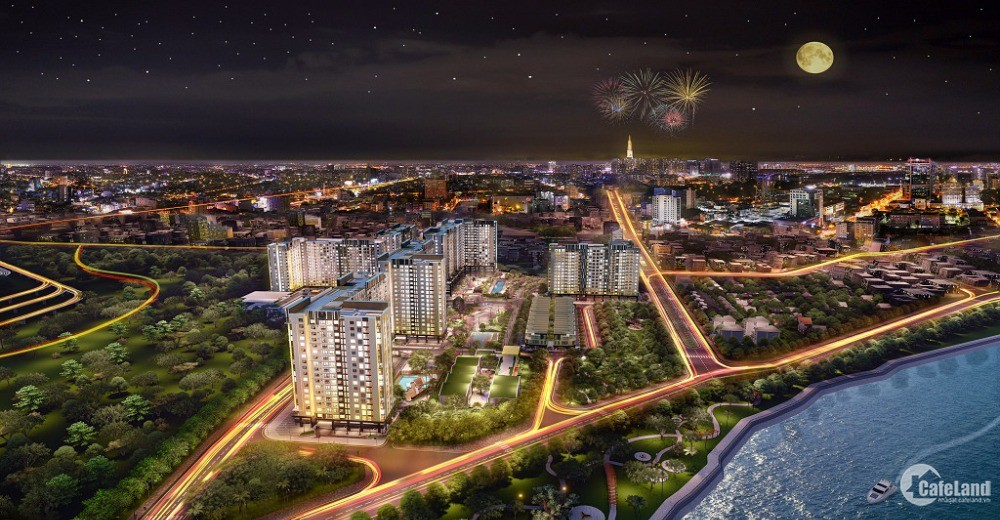Căn hộ Picity High Park, căn hộ Xanh với Thiết kế chuẩn Singapore