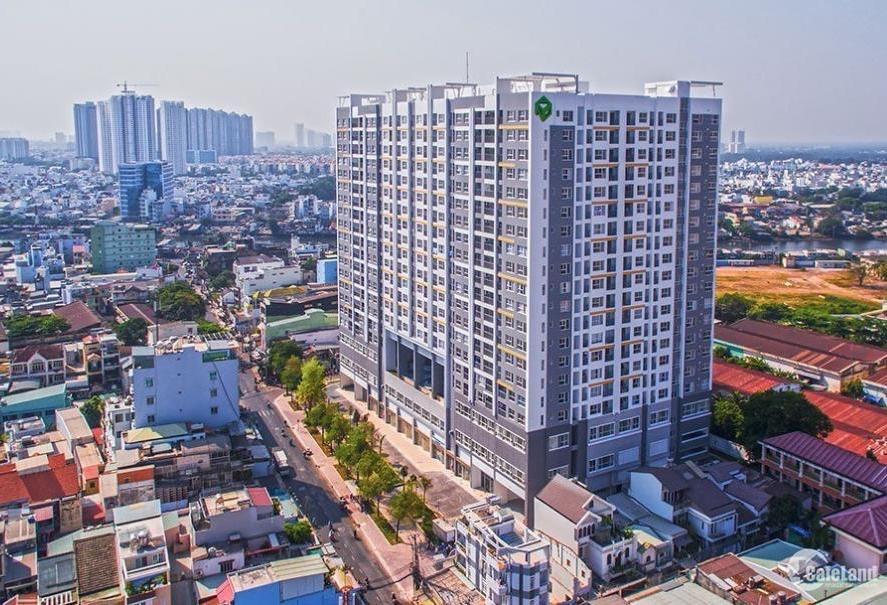 Bán CH MT Nguyễn Khoái, 2PN 2WC, 2 ban công, 3,9 tỷ có slot để ô tô, LH: 0938231
