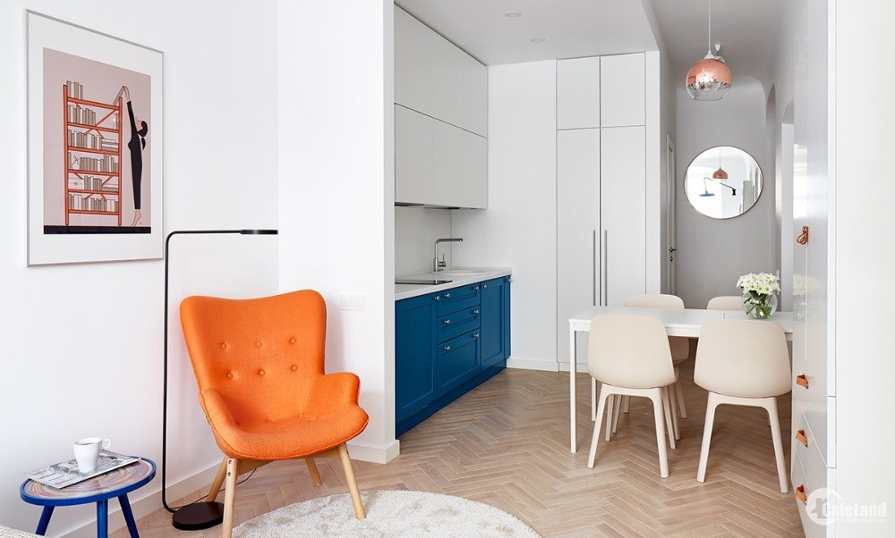 Cần bán căn office 53m2 DA Central Premium giá 2tỷ8, nhà mới 100%, kí HĐ với CĐT