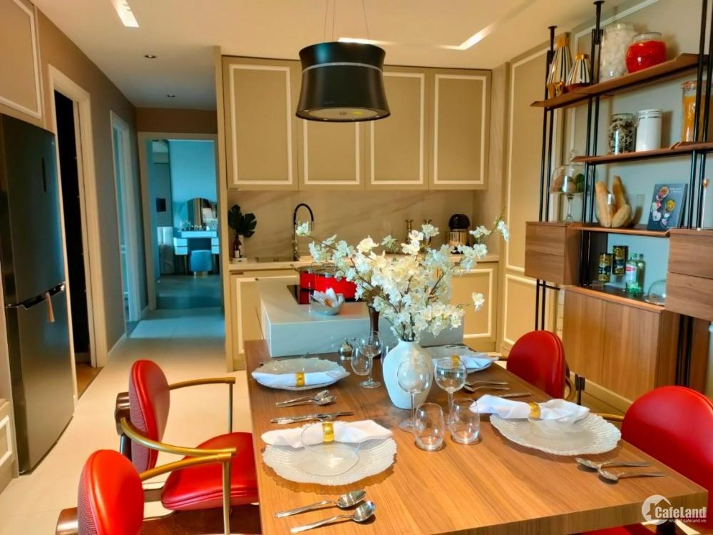 Bán căn hộ 2 pn tại dự án Central Premium Tạ Quang Bửu Q8 giá 3,318 tỷ