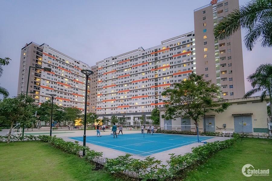 Bán căn 2 phòng ngủ dự án 9 view quận 9. gần xa lộ hà nội. chỉ 2 tỷ 350
