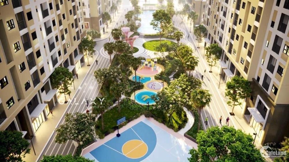 căn hộ liền kề làng ĐHQG giá chỉ 29tr/m2. CK 4-8%, TT trả góp 3 năm k lãi suất.