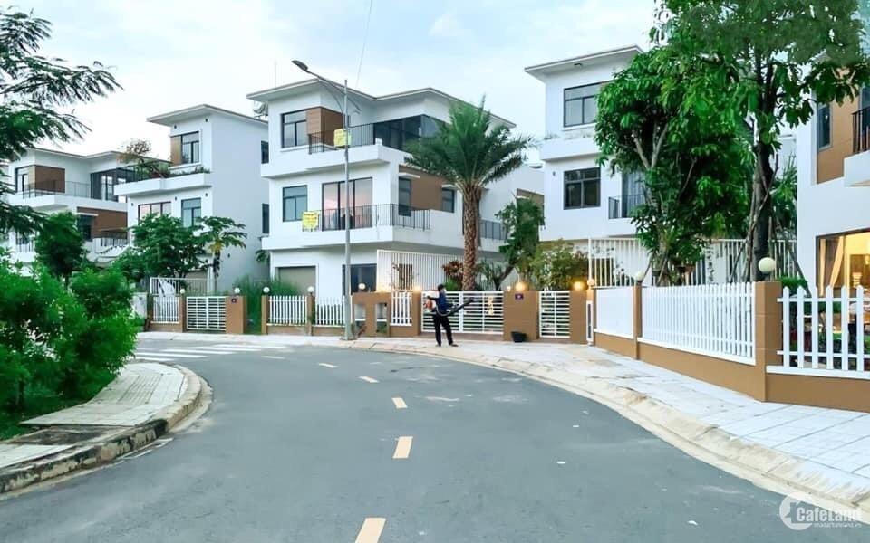 Căn hộ cao cấp trong khu phức hợp biệt thự tại Tp.Thủ Đức-Thăng Long Home
