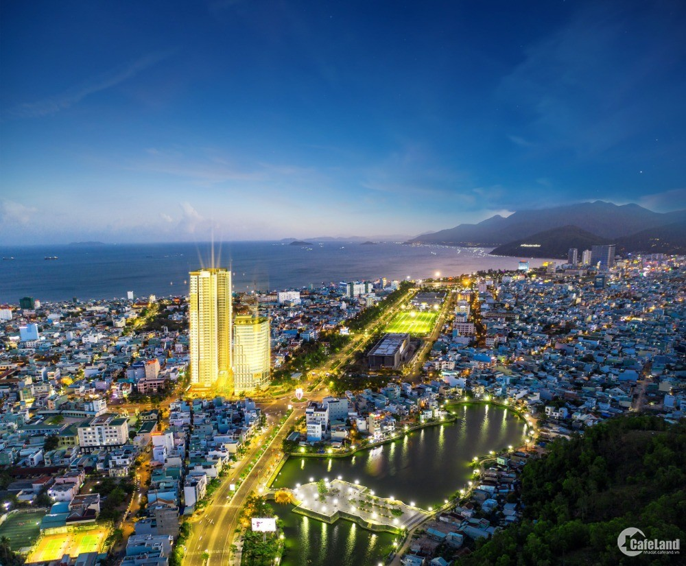 Tại sao khách hàng > sở hữu ngay căn hộ Grand Center Quy Nhơn ?