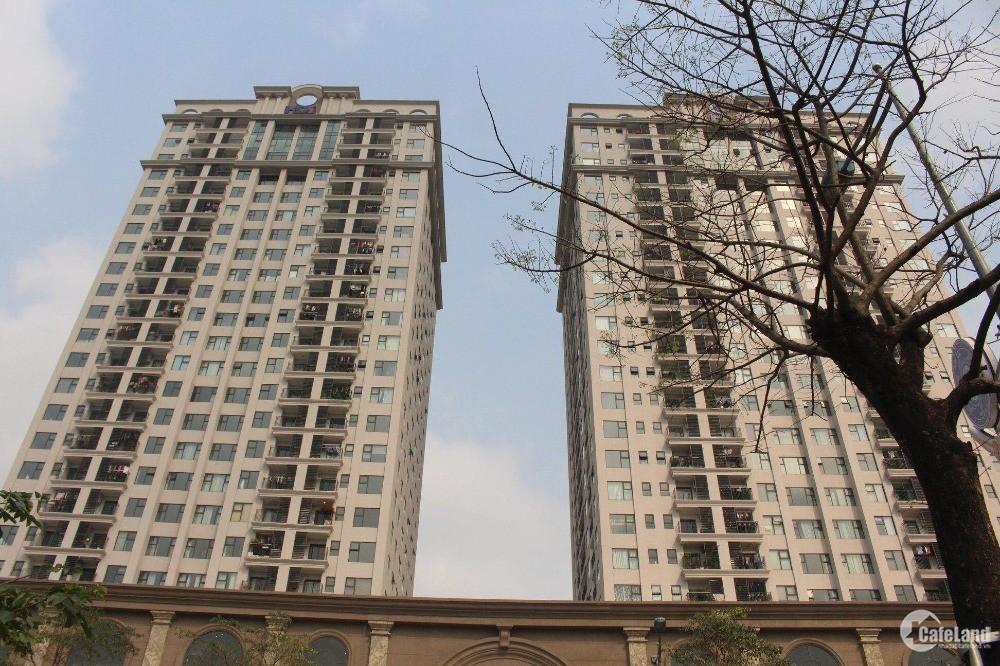 Bán căn hộ Tây Hồ Residence Võ Chí Công giá từ 3,4 tỷ view Hồ Tây, nhận nhà luôn