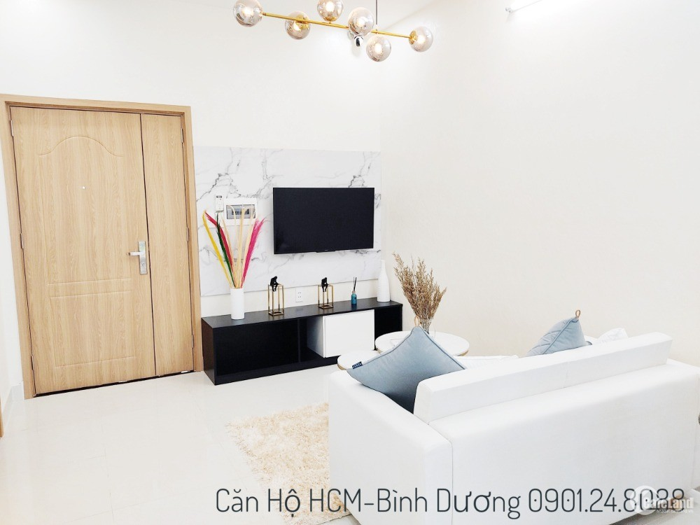 Căn hộ Parkivew Thuận An chuẩn bị cất nóc giá tốt nhất thị trường