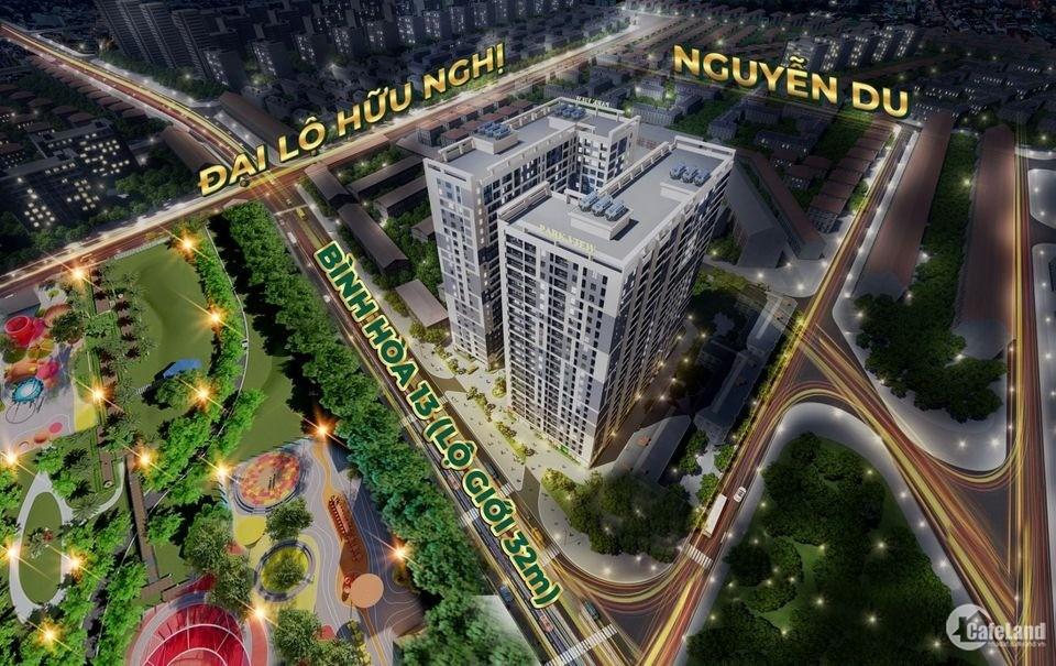 Tiến độ xây dựng nhanh nhất khu vực, hỗ trợ lãi và gốc đến khi nhận nhà 09155010