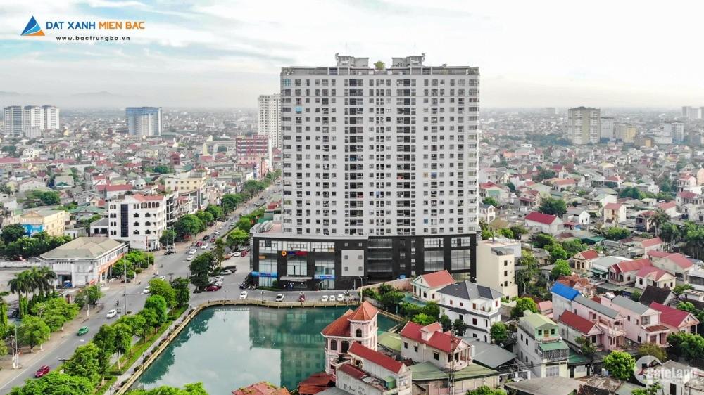 Chung cư Trung Đức Tower - 02 Lê Lợi, p.Hưng Bình