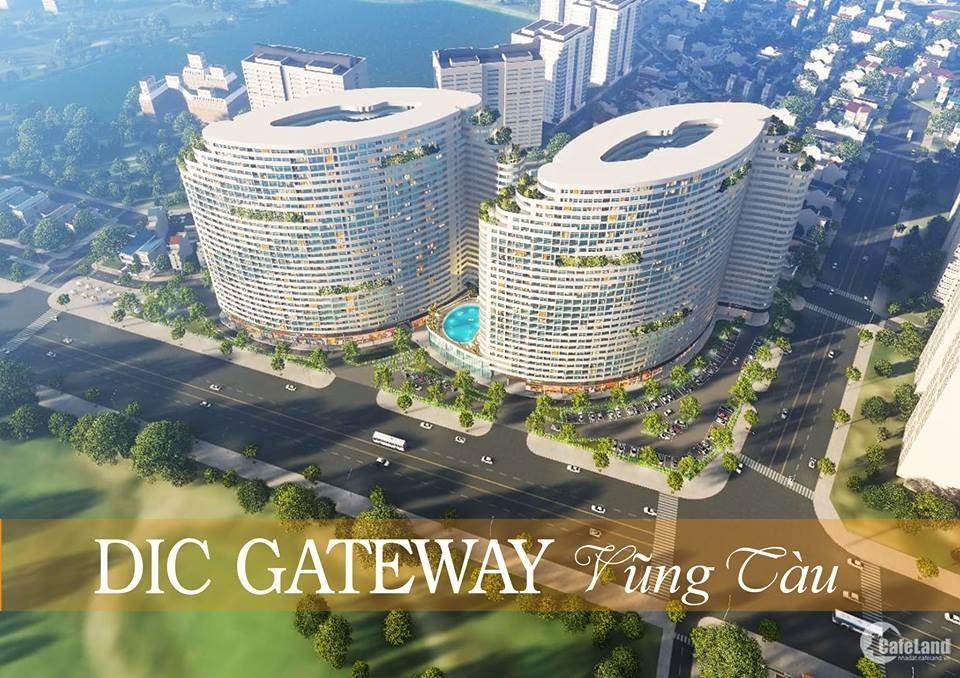 Căn Hộ #Gateway Vũng Tàu 2PN,2WC, 74m giá 2.150 triệu mới ra lò