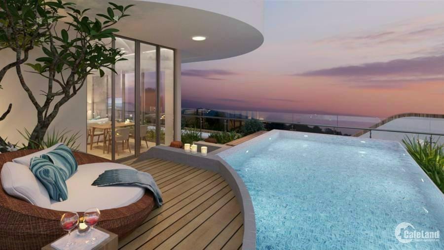 Ixora Hồ Tràm - dự án duy nhất có Penhouse View 360 độ