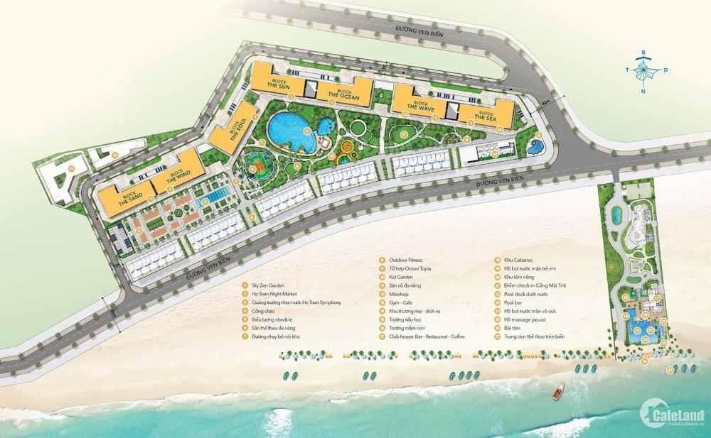 Cần bán dự án Hồ Tràm Complex của Hưng Thịnh