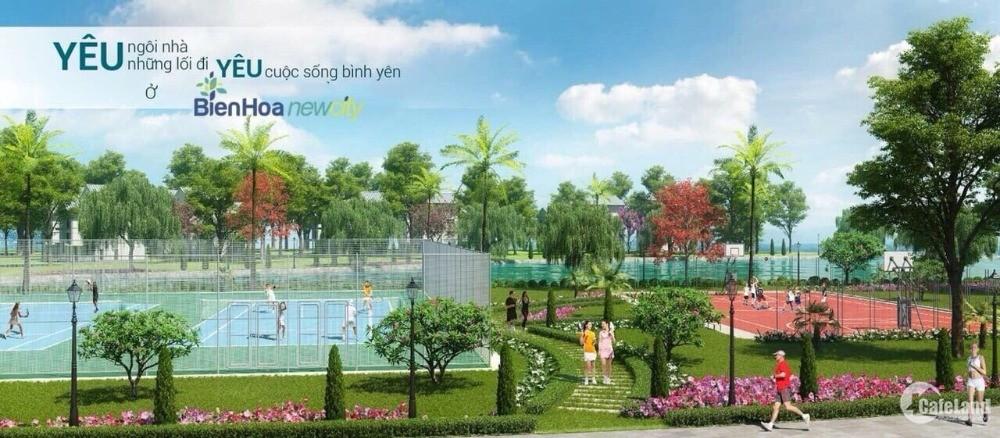 Hưng Thịnh mở bán biệt thự Biên Hòa Newcity view sông ĐN- công chứng nhận sổ đỏ