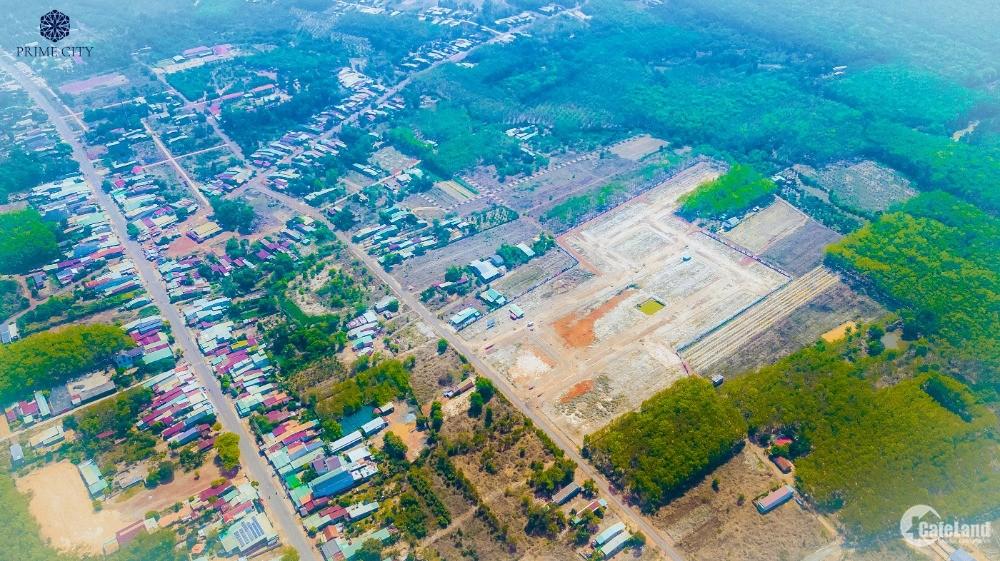 """Dự án đầu tư """"HOT"""" nhất Bình Phước PRIME CITY, chỉ 680tr/nền"""