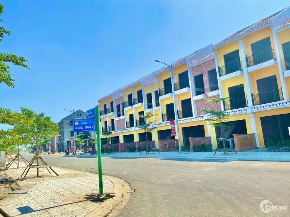 Mua nhà phố Nam Hội An tặng cả 1 dòng sông thơ mộng