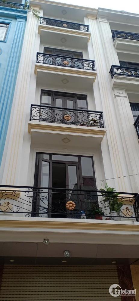 Bán Nhà KĐT Văn Khê, Hà Đông, 50m², 5T, MT5m, Ô Tô Tránh, Kinh Doanh, giá 6 tỷ 8