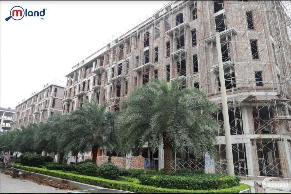 Shophouse,liền kề 2 mặt tiền ngã tư Vạn Phúc,Hà Đông giá 13.6 tỷ.LH:0975674862