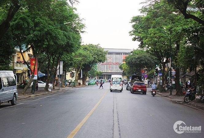 Bán nhà Ở + KD 20tr/th phố Lý Nam Đế 6 tầng thang máy, ở thích phố cổ Ba Đình