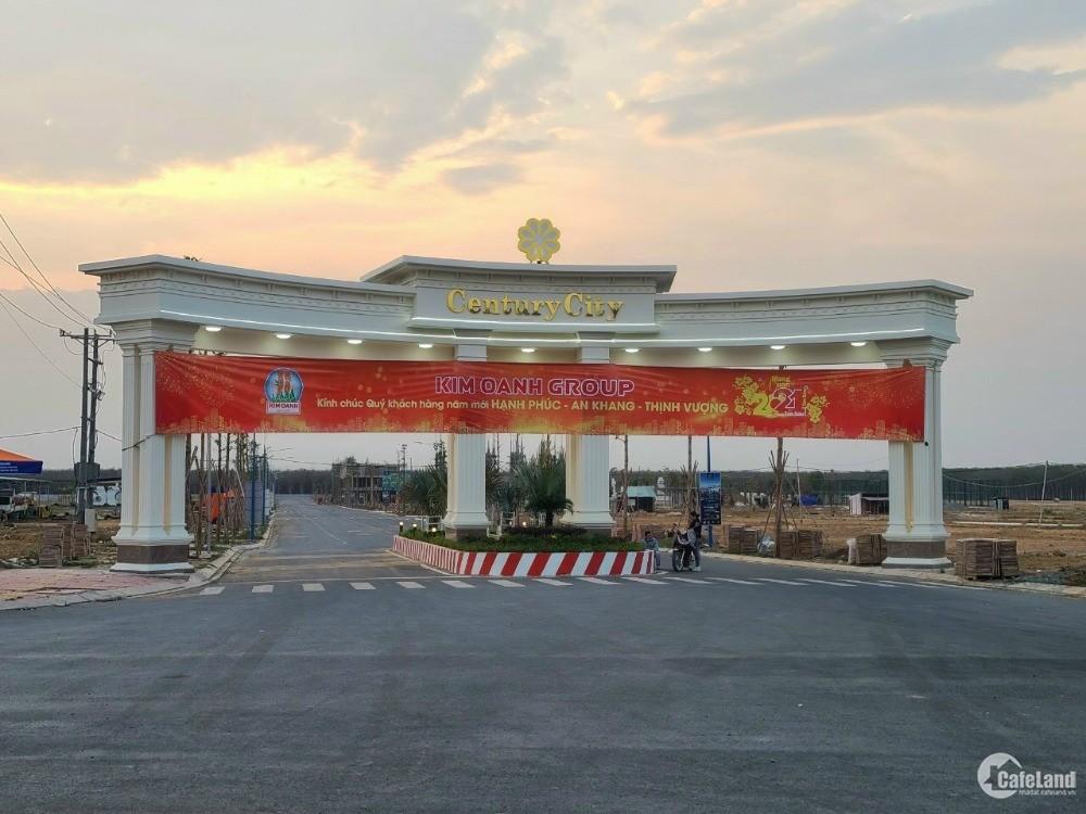 Century City siêu dự án sân bay Long Thành giá chỉ 16tr/m2 OCB hỗ trợ miễn lãi