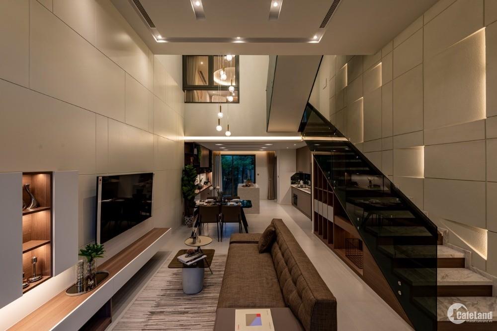 Nhà Phố Biệt Lập Phong Cách Resort Hàng Đầu Bình Dương,Thanh Toán 15% Nhận Nhà