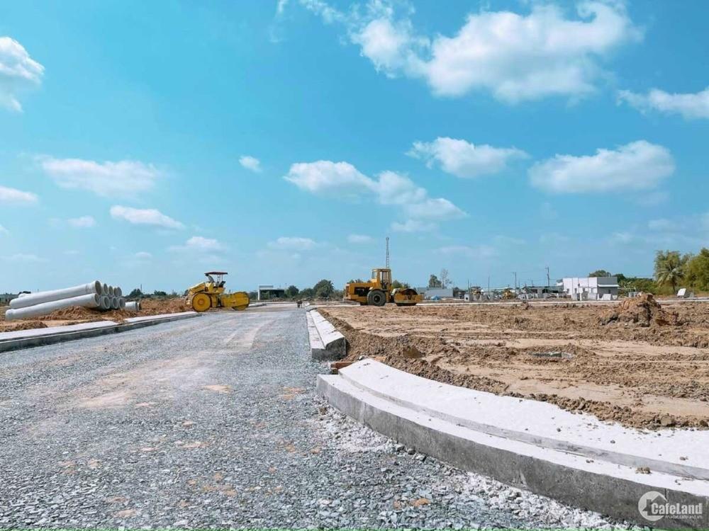 Mở bán Giai đoạn 1 Dự án KDC Phước Đông NH hỗ trợ cho vay 70% 300tr sỡ hữu ngay